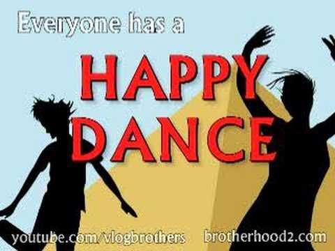 THE NERDFIGHTER HAPPY DANCE PROJECT