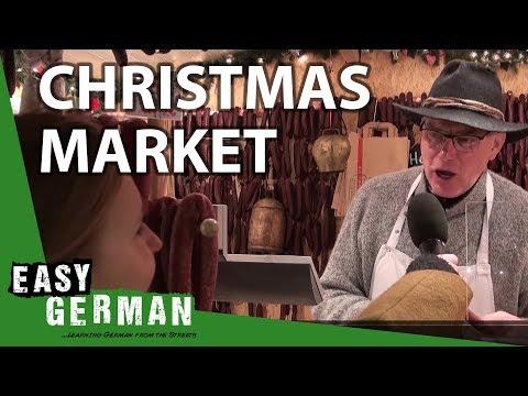 Easy German 65 -  Auf dem Weihnachtsmarkt