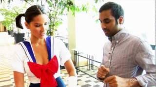 Aziz Ansari and Olivia Munn Vanity Fair Interview