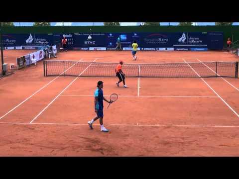 ATP Challenger Quito Buchanan vs Olivo