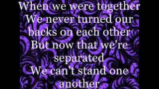 Download Lagu Avant - Separated lyrics Gratis STAFABAND