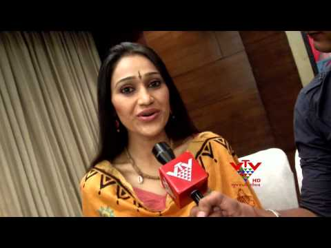 VTV - 1 TO 1 WITH TARAK MAHETA ULTA CHASMA'S STAR- DISHA VAKANI AND DILIP JOSHI