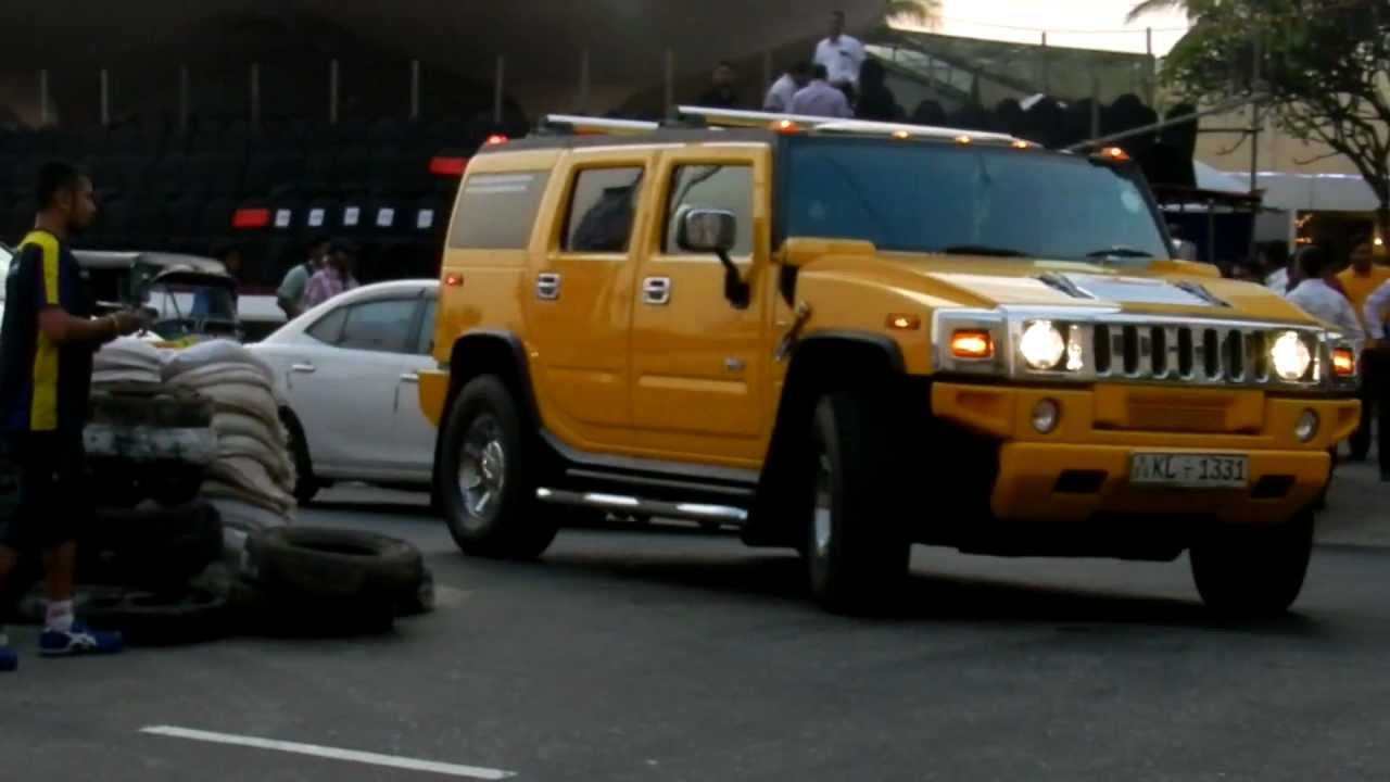 HUMMER H2 Sri Lanka HD YouTube
