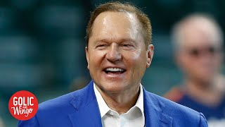 Scott Boras humbled by idea of being inducted into the Baseball Hall of Fame | Golic and Wingo
