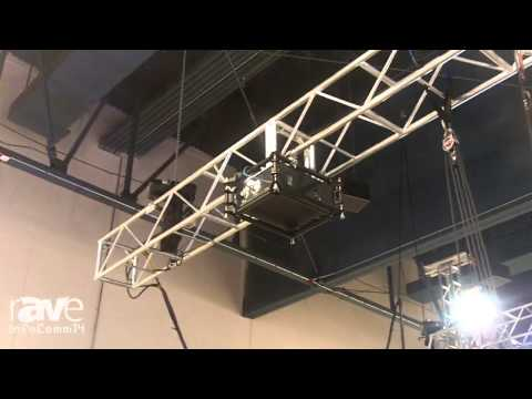 InfoComm 2014: James Thomas Engineering Shows Training Grid with Ground-Supported Goal Posts
