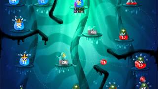 JellyGo! Walkthrough : Level 62 (3 Stars)