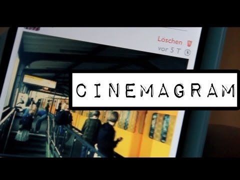 CINEMAGRAM APP