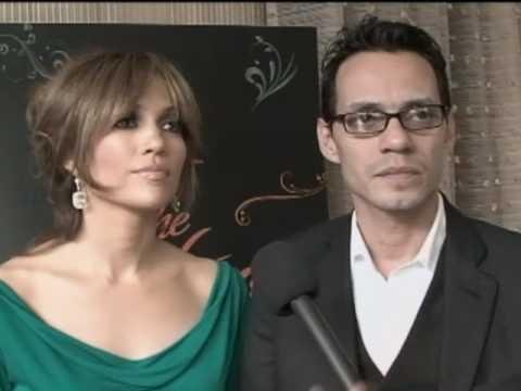 Jennifer Lopez & Marc Anthony at Noche de Niños