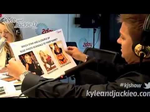 Jeremy Renner on Kyle and Jackie O mp4