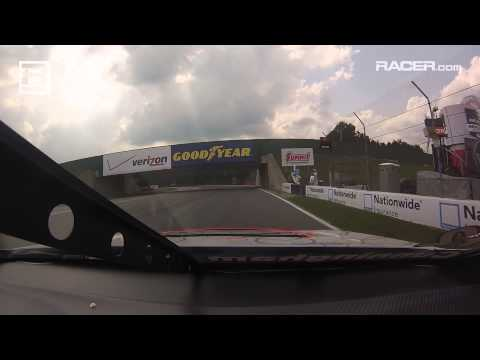 RACER: Peter Cunningham Acura TLX World Challenge GT