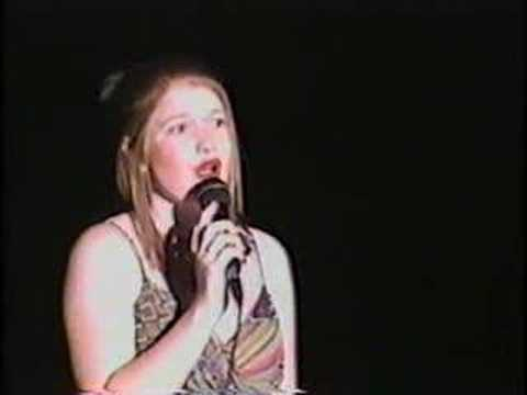 Hello Young Lovers sang by Megan Griffin Video
