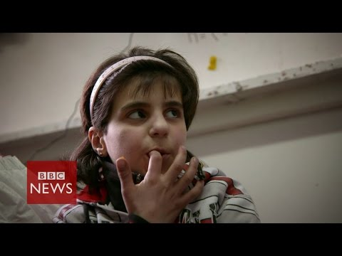 Syria's children of war - BBC News