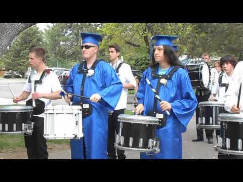 Denver Academy Drum Line - 05/31/2014