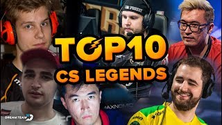 Top 10 Players from CS 1.6 Highlight Compilation