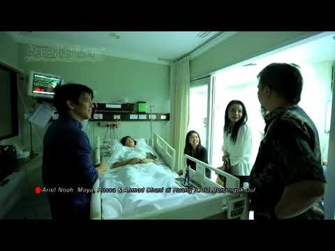 Video Ariel Noah Bercengkrama dengan Dul di Ruang ICCU
