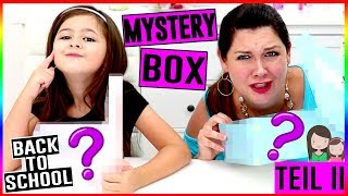 Back To School 2018 📗 Mystery Box Challenge Teil 2 - Alles Ava