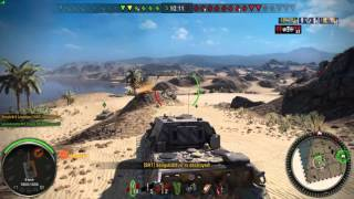 9 Kills - Jagdtiger (almost) saves the day  - World of Tanks PS4