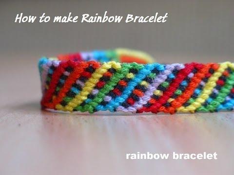 hexafish rainbow loom bracelet  6  Instructables