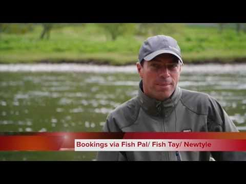 Andy Gunn - Head Ghyllie - New Tyle Beat - Spring Salmon Fishing...