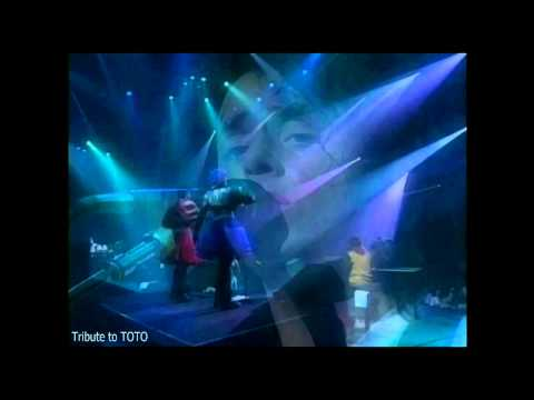 TOTO - I'll Be Over You ''Live  1990'' Music Videos