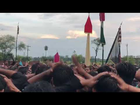10 Moharram 2018 Kaushambi India Jalalpur