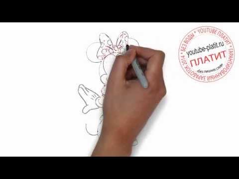 Видео как нарисовать подругу