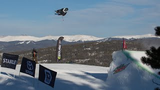 Best of Third Place Team Challenge  Winners Atomic Skis