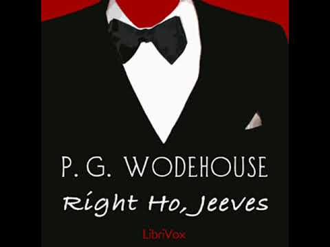 Right Ho, Jeeves by P. G. Wodehouse  | Audiobook with subtitles
