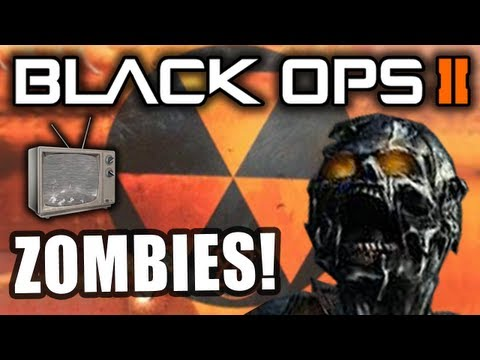 Black Ops 2 ZOMBIES teaser - Nuketown Theory & Perk! (Call of Duty BO2 Zombies Trailer)