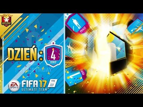 CZWARTE URODZINOWE SBC!!! URODZINY FIFA 17 ULTIMATE TEAM