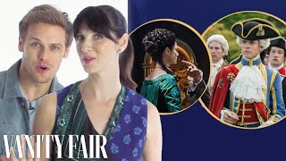 """Outlander"" Stars Recap Seasons 1 & 2 in 9 Minutes 