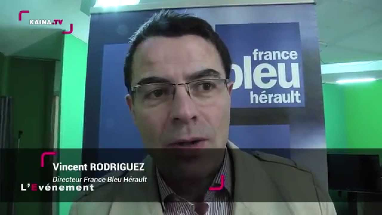 France Bleu Hérault à Kaina tv