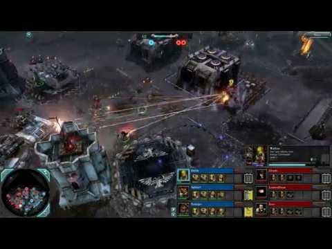 DoW2: Retribution — 3v3 | Faction War — Orks [vs] Imperial Guard | 1