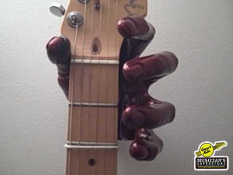 Grip Studios' Guitar Grip Hand Wall Mount - George's Music