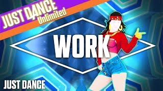 Work by Rihanna ft. Drake | Just Dance Fanmade Mashup