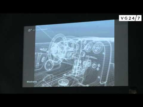 Gran Turismo 6 - Full Announcement Presentation - VG247.com