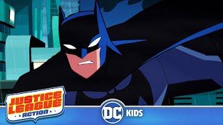 Justice League Action | Batman's Mission | DC Kids