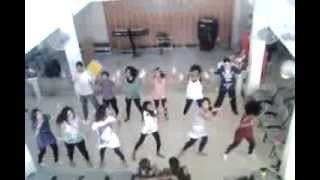 Te Amo  - Israel Houghton - Street Dance