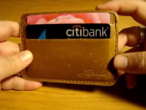 Wallet Saddleback Saddleback Leather id Wallet