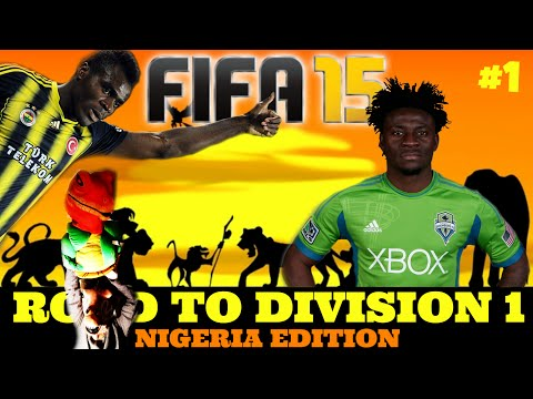FIFA 15 SO LETS GO!  [ROAD TO NIGERIAN GLORY #1] (w/ Falcon Lover)