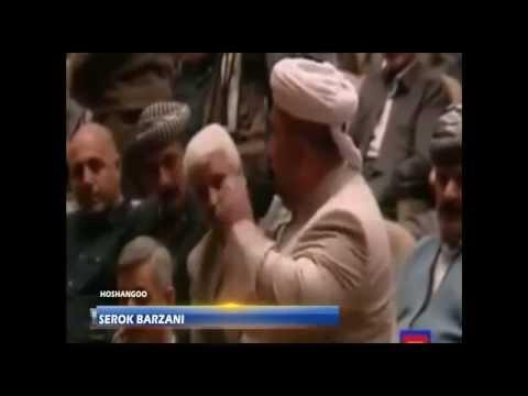 Serok Masoud Barzani Peshmerga