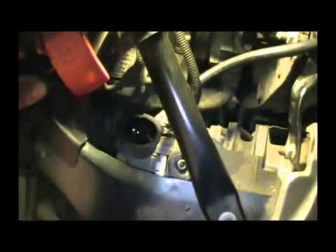 Water Pump Replacement on a 2004 Pontiac Montana 3 4