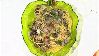 Spaghetti alle vongole - E' sempre Mezzogiorno 02/03/2021