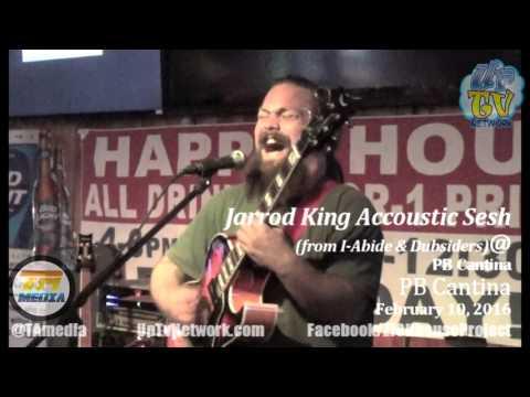 Dubsiders - Jarrod King Acoustic at PB Cantina (02/10/16) Clip 01