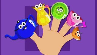 Teapot Finger Family | Nursery Rhymes Songs For Kids | Baby Song | Children Rhyme