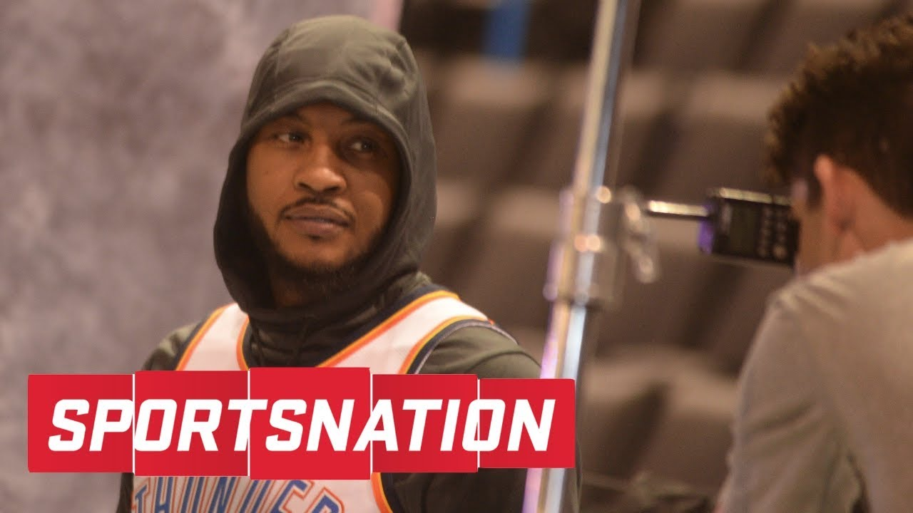What does the Carmelo/Thunder trade mean? | SportsNation | ESPN