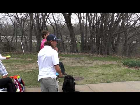 2013 Glass Blown Open | Part 1 | Disc Golf Lead Card
