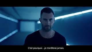 Publicite Yves Saint Laurent Y Avec Adam Levine - Octobre 2018