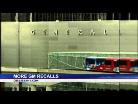 RECALL: GM issues six more recalls