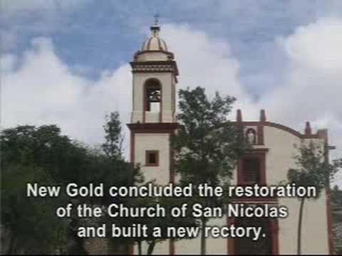 Cerro de San Pedro: An enriched community